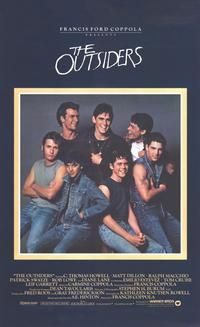 Adaptation essay on The Outsiders movie and book?
