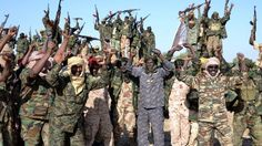 Although Boko Haram is ruled by a single leader, it is described as operating in cells of 100-500 people each.