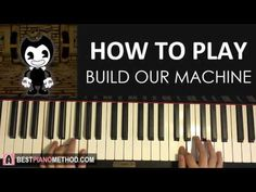 HOW TO PLAY - BENDY AND THE INK MACHINE SONG - Build Our Machine - DAGam...