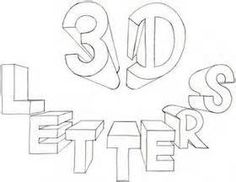 how to doodle letters - Yahoo! Image Search Results