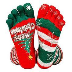 christmas toe socks christmas toes christmas design merry christmas 2017 green christmas - Funny Christmas Socks