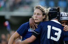 Coupe du monde de rugby féminin: Les Bleues réussissent leur entame - 20Minutes - 02/08/2014