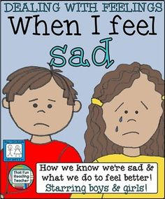 When I Feel #Sad is a children's story about recognizing, expressing and managing sadness. It is part of the #DealingWithFeelings Series.