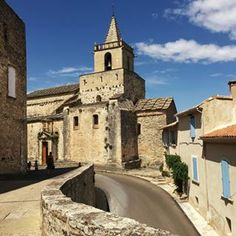 Venasque, Provence-Alpes-Côte d'Azur | 58 French Villages That Should Be On Your Bucket List