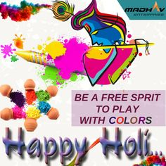 Let's make a Bonfire of our Negativity & Bring a Color of Positivity into our Life. Wishing you HEALTH, WEALTH & SHEER HAPPINESS on this Holi... #HappyHoli2017 #HoliHai #HappyDhuleti2017
