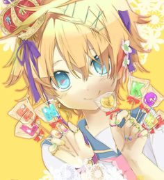 Sweet ❤❤ of tender and innocence. Rin has happiness inside of her heart ❤❤ Vocaloid Rin (o^^o) Hatsune Miku, I Love Anime, Anime Guys, Dbz, Manga Art, Anime Art, Kagamine Rin And Len, Vocaloid Characters, Vocaloid Cosplay