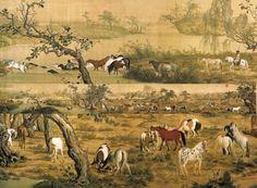 LE Spotted Horse dans l'Histoire / Dossier Complémentaire / L'ORIENT