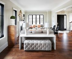 TheDesignco.ca - transitional - Living Room - Toronto - Lisa Petrole Photography