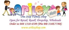 Arilex Shop : toko online serba ada