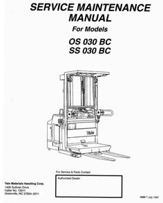 Yale sit down rider ra za series erc040 erc050 erc060 workshop yale order selector os030bc ss030bc workshop service manual circuit diagramhigh asfbconference2016 Choice Image
