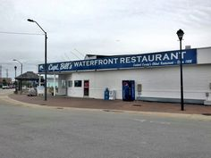 Captn Bills seafood restaurant was the oldest seafood restaurant in business in downtown Morehead City NC and known for their fresh seafood and Lemon pie. Captain Bill's is now closed.