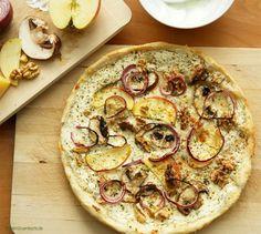 Vegetarische Pizza Saverne