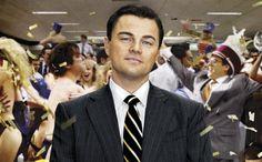 Leonardo DiCaprio dans Le Loup de Wall Street de Martin Scorsese (2013) © MMXIII TWOWS, LLC