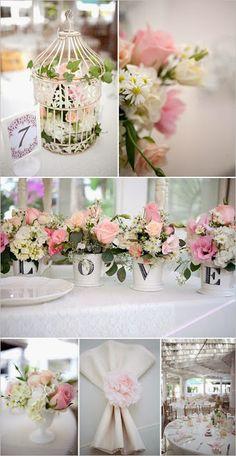 Inspiración: una boda vintage en verano ~ The Rose Carpet