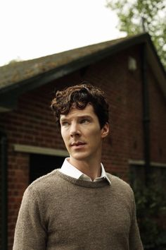 He's always impeccably dressed for a country getaway. | 25 Things That Prove Benedict Cumberbatch Is The Perfect Man