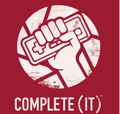 Complete (It) T-shirt from The Yetee ($17) #TheCompletionist