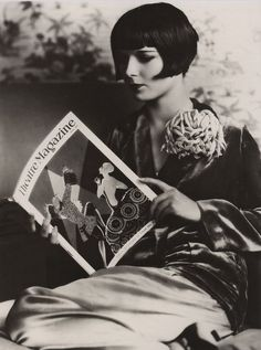 Louise Brooks by Eugene Richee, 1927