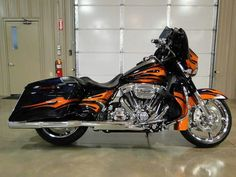 Harley Davidson CVO Screaming Eagle Street Glide