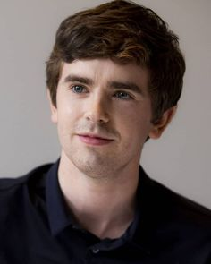 Played by Frogules The Good Doctor Movie, Good Doctor Series, Freddie Highmore Bates Motel, Doctors Tv Series, The Good Dr, Shaun Murphy, Actors Birthday, Robert Conrad, Famous Men