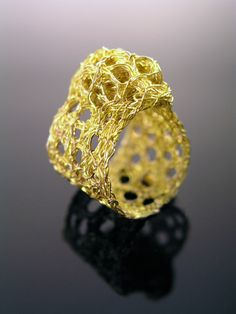 NIIRO jewelry | Entangled collection ring