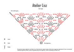 Ravelry: Mori Sjaal/Shawl pattern by Atelier Lisz
