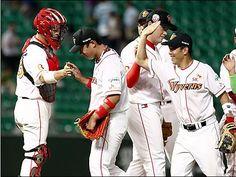 와이번스 화이팅 Sk Telecom, Baseball Cards, Sports, Hs Sports, Sport