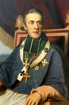 St. Eugene de Mazeno patron saint of dysfunctional families. Feastday May 21st.