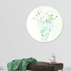 Discover «Articolia», Limited Edition Disk Print by Hittouch - From 59€ - Curioos