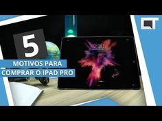 5 motivos para COMPRAR o iPad Pro - YouTube