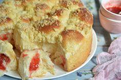 niebo na talerzu - Blog z przepisami na specjały domowej kuchni Sweet Bread, Cornbread, Muffin, Food And Drink, Breakfast, Cake, Ethnic Recipes, Blog, Breads