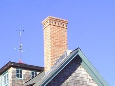 Just a nice chimney top.