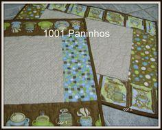 Linda toalhinha americana,feita com tecidos nacionais e toda quiltada. Cores podem variar de acordo com seu gosto. R$ 25,00