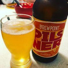 German Pilsner. 48% ABV. 35 IBU. #cervejariabrewpoint. Petrópolis RJ.  . #cerveja #beer #cerveza #bier #birra #instabeer #craftbeer #beerporn #beerstagram #cheers #drinklocal #drinkcraftbeer #beertography #beerlovers #breja #igersrj #beermoba #mariacevada