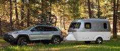 Airstream has just unveiled the ultra-lightweight Nest, a 16-foot travel trailer that weighs just 2,500 pounds.