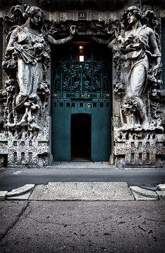 ...scorcio di Milano...