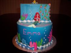 Ariel By mprout on CakeCentral.com