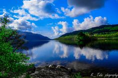 loch lommond | Loch Lomond is a freshwater loch lying on the Highland Boundary Fault ...