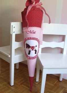 Schultüten - Schultüte Kleines Pferd - ein Designerstück von Elfen-und-Piraten bei DaWanda