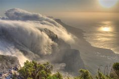 Hoping Ramonna Robinson catches a glimpse of Table Mountain, South Africa, when there later this year for the PRGN conference! Beautiful Places Quotes, Apartheid Museum, Table Mountain, Need A Vacation, Adventure Is Out There, Nature Pictures, Oh The Places You'll Go, Beautiful Landscapes, Beautiful World