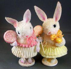 Sugar Bunnies by Candice Wirth Designs / http://candicewirthdesigns.blogspot.ca/search?updated-max=2011-06-13T07:55:00-07:00=7