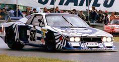 1980 Lancia Beta Montecarlo Turbo [1005] Lancia (1.994 cc.) (T)  Piercarlo Ghinzani  Markku Alen  Gianfranco Brancatelli