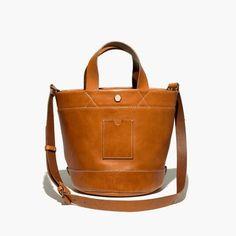 Madewell   Rivet & Thread Crossbody Bucket Bag #Madewell #crossbody #bucket #bag