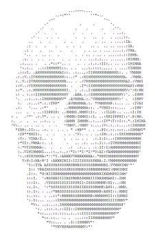 Ascii Art 50 Ideas On Pinterest Ascii Art Ascii Art