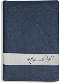 Stammbuch der Familie -Lumine-, blau, Silber, Familiensta…