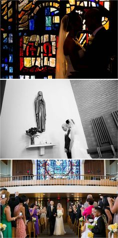 Catholic Wedding Ceremony  http://intertwinedevents.com/blog/