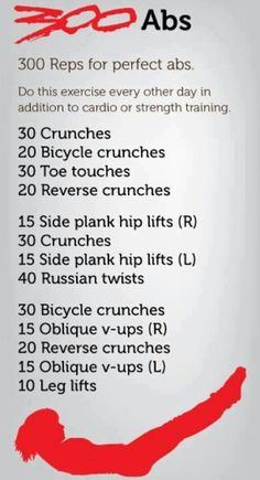 Abs challenge! do it for 30 days and see if you notice a difference.