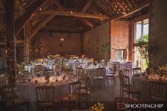 Real Life Barn Wedding at Bury Court | Barn Wedding Inspiration | CHWV