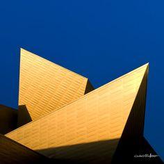 Denver Art Museum abstract
