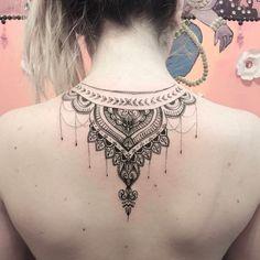 Taino Indian Tattoos - The Timeless Style of Native American Art - Tattoo Shops Near Me Local Directory Backpiece Tattoo, Nape Tattoo, Tattoo Henna, Back Tattoos, Cute Tattoos, Beautiful Tattoos, Body Art Tattoos, Sleeve Tattoos, Mandala Tattoo Neck