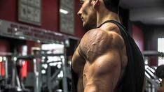 Tip: Build Your Shoulders with Pain and Acid